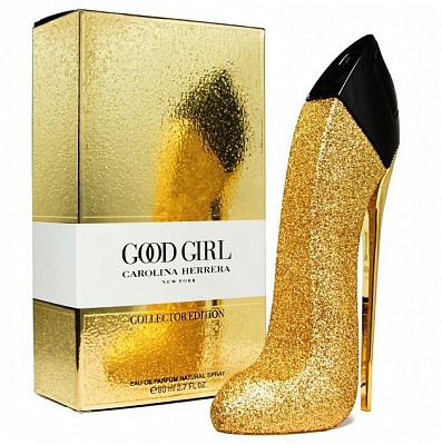 Carolina Herrera Good Girl Glorious Gold Collector Edition (оригинальный тестер) edp 80 ml